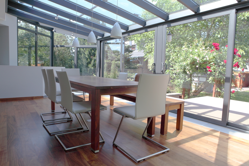lean to conservatory style