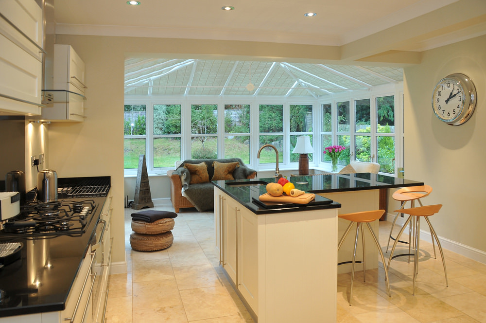 Kitchen Conservatories | Kitchen Conservatory Ideas