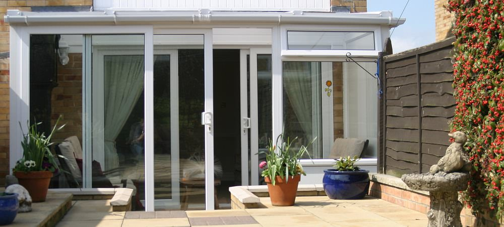 Lean-To-Conservatory
