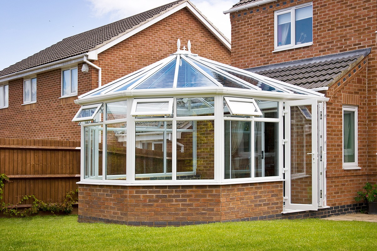 how to build a conservatory step by step