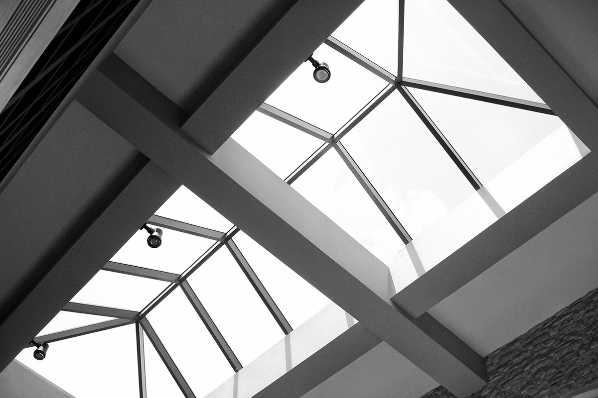 conservatory roof decor ideas