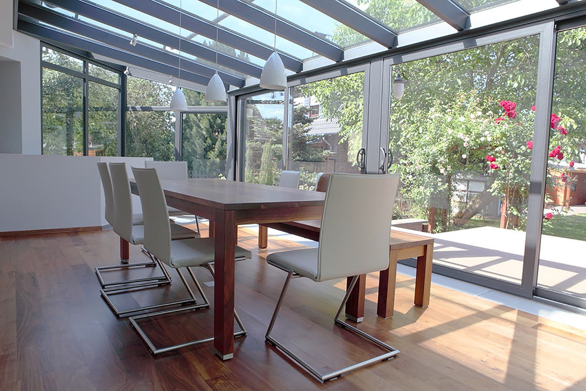 conservatory dining area prices