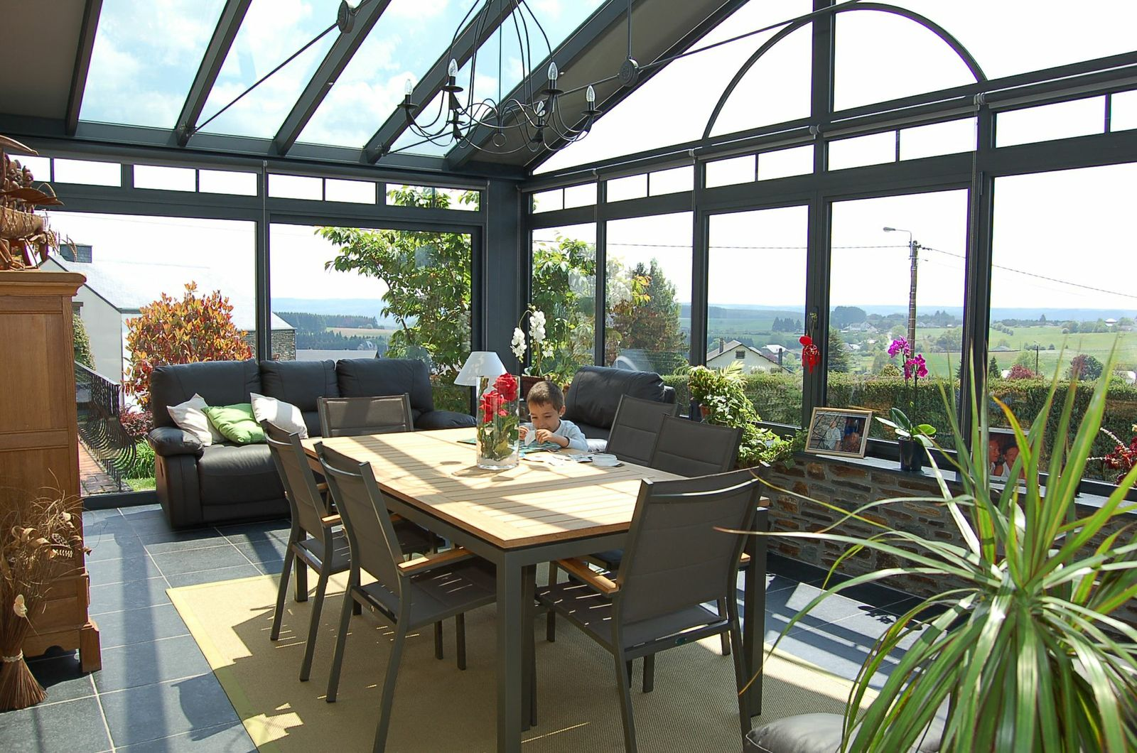refine your conservatory style