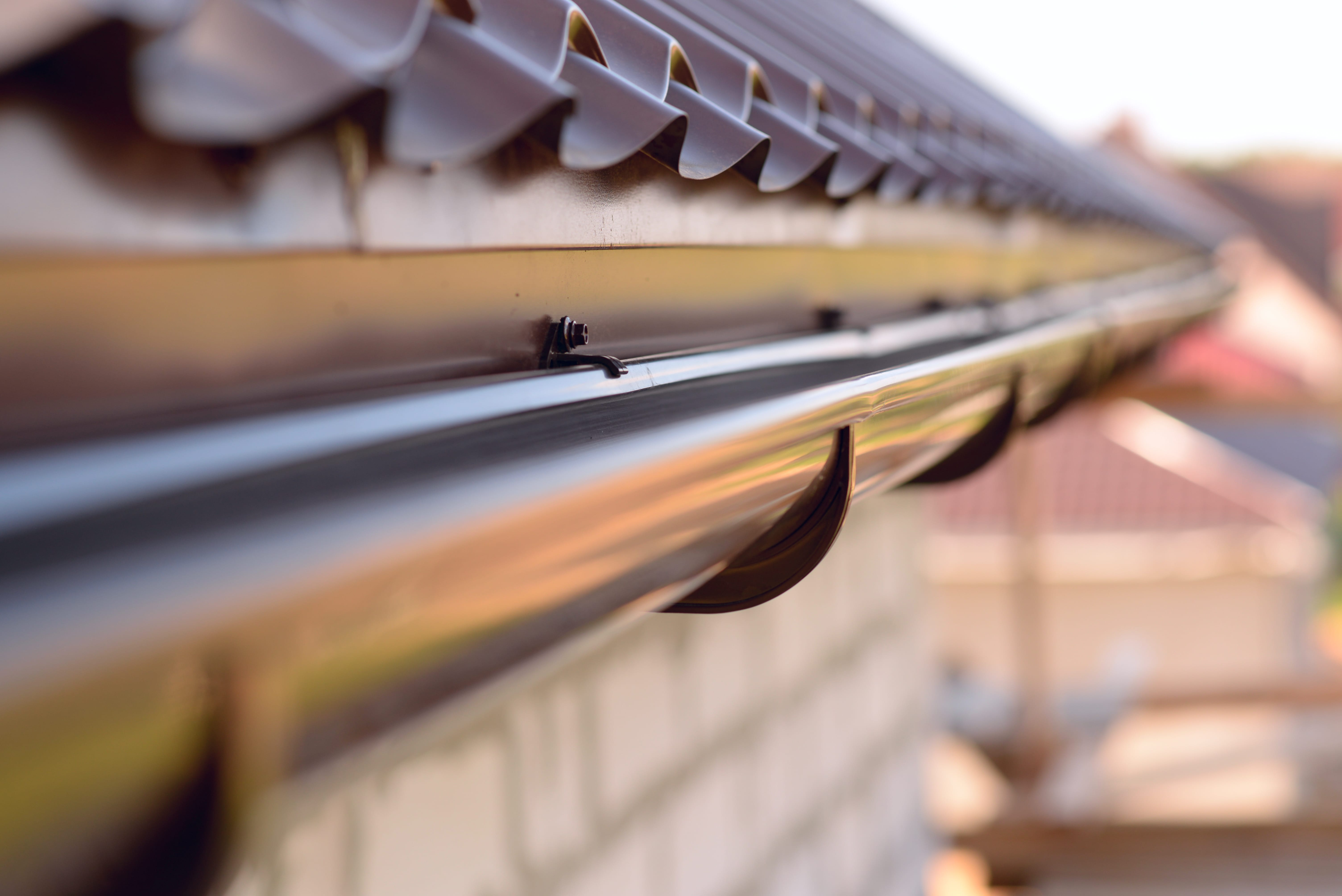 replacement conservatory guttering