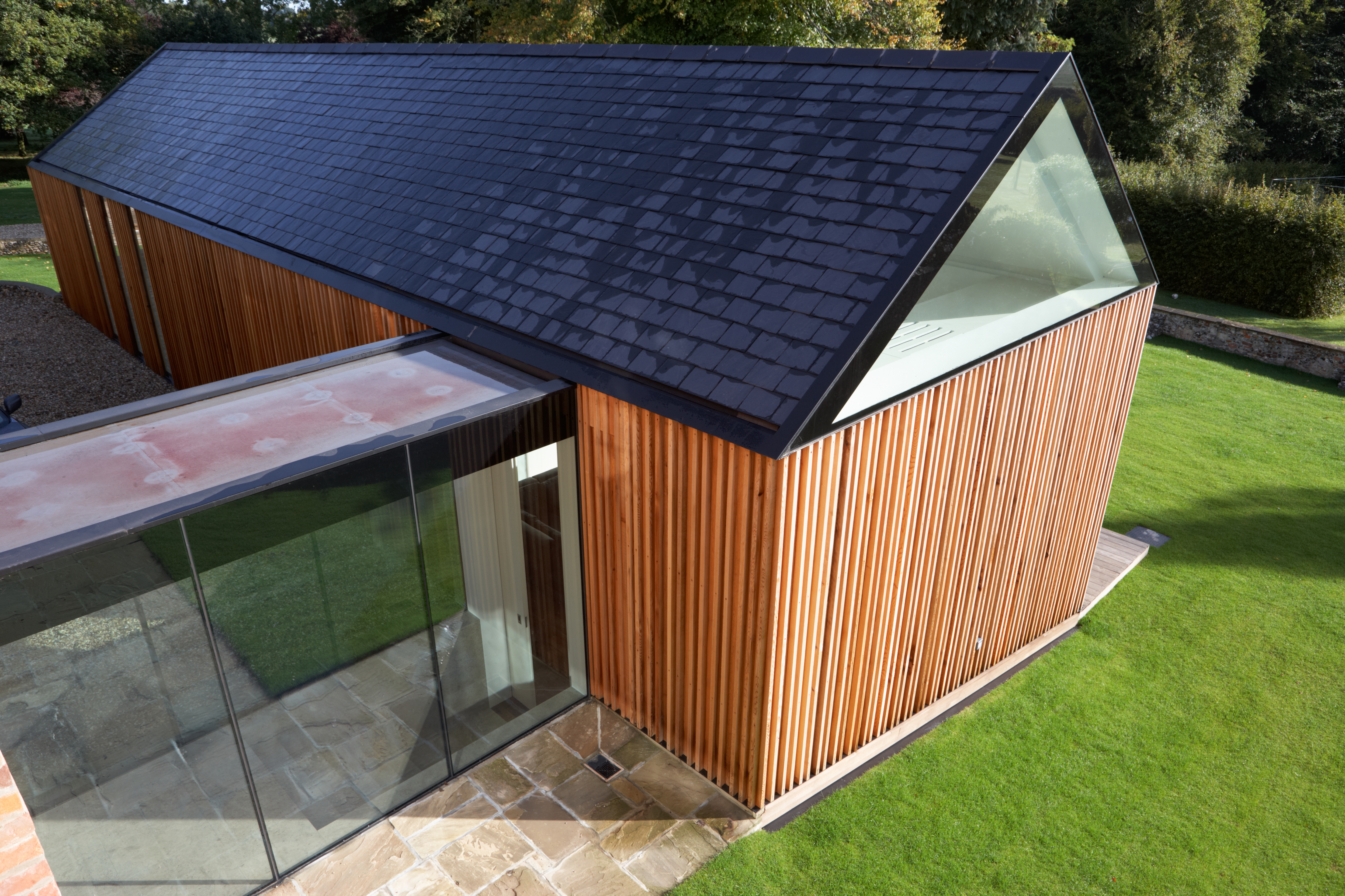 wooden extensions
