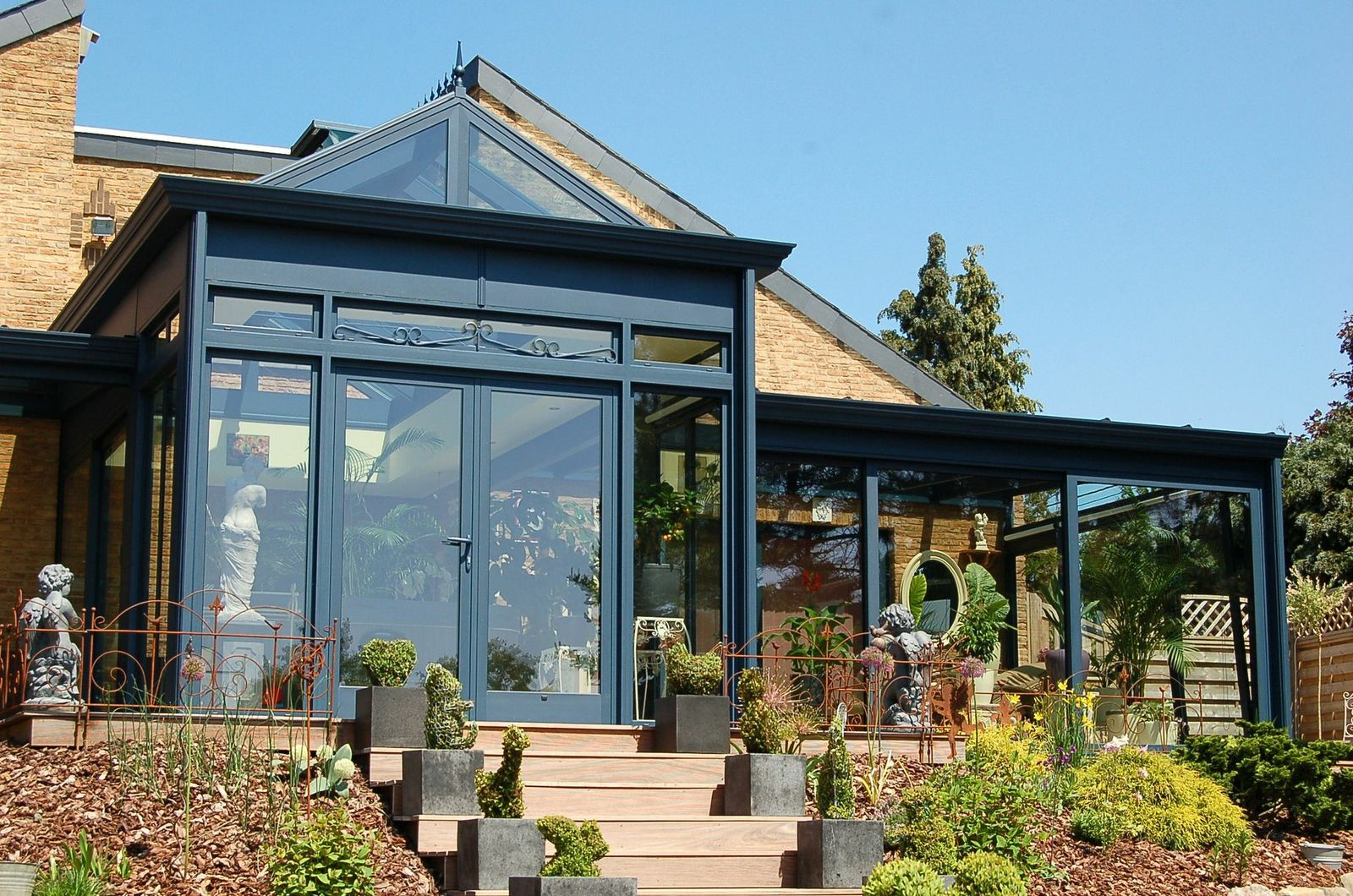 conservatory makeover ideas