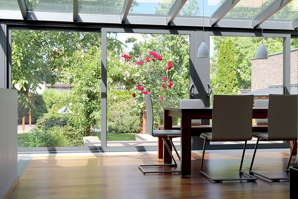 modern conservatory prices
