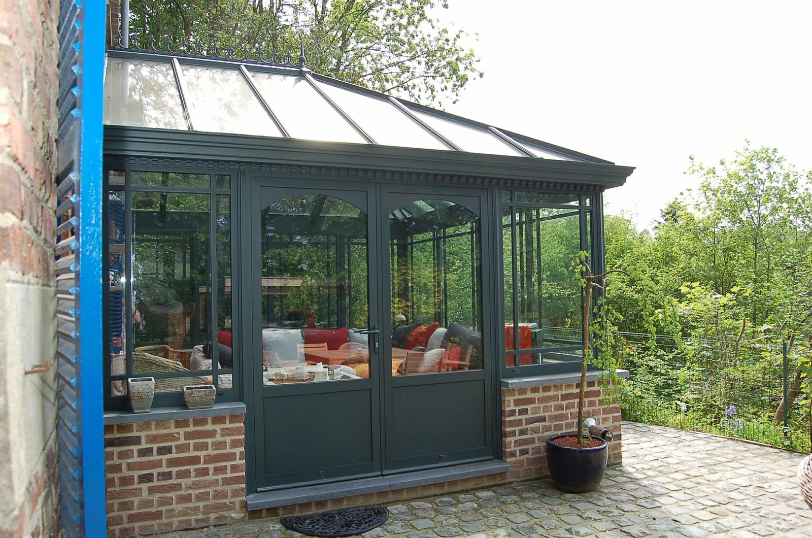 conservatory or orangery